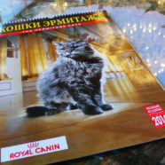 Presentation film «Royal Canin and the Hermitage»