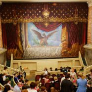 Multi-camera shooting – ballet in the Hermitage Theater