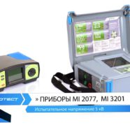 Video presentation equipment METREL