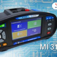 Video presentation of equipment MI 3152H