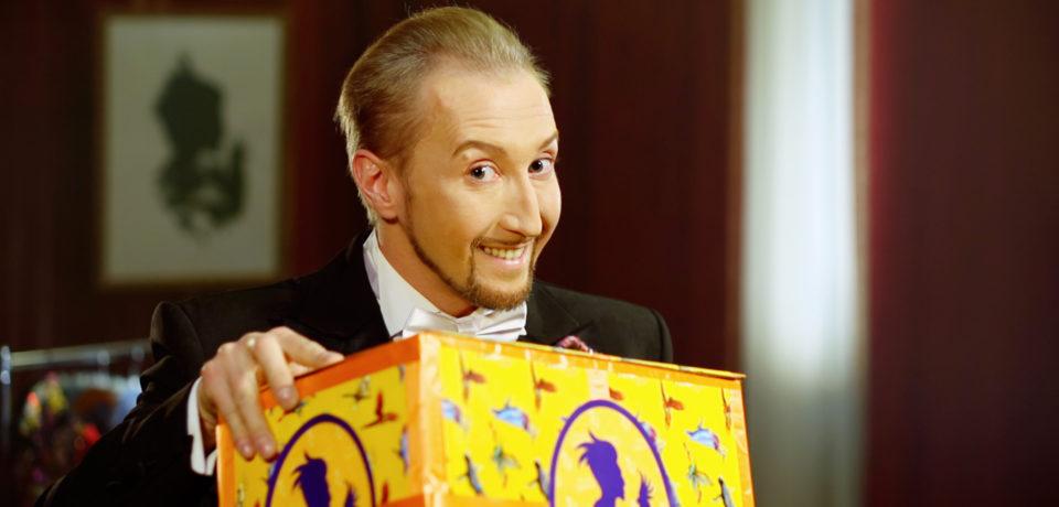 Рекламный промо ролик «Трейлер для YouTube» для фокусника Романа Буренкова