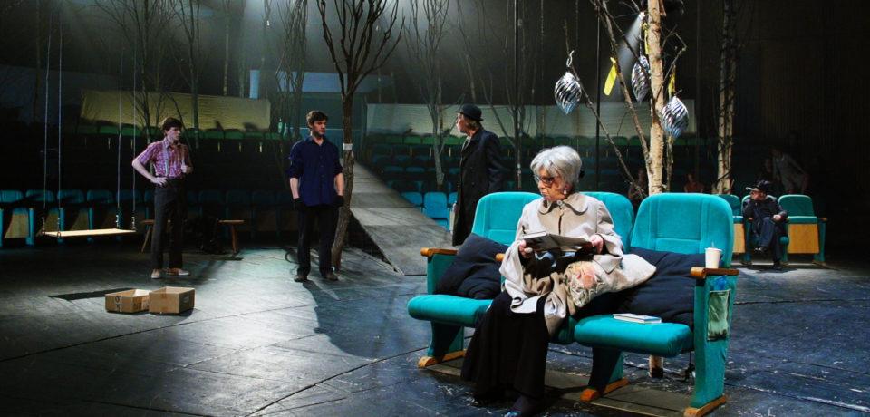 Многокамерная съемка спектакля «Вино из одуванчиков» для Театра Юного Зрителя