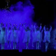 Многокамерная съемка балета «Щелкунчик»