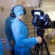 Проведены съемки документального фильма для Министерства здравоохранения