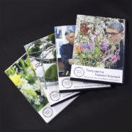 Выпущена серия мастер-классов голландских флористов на DVD дисках