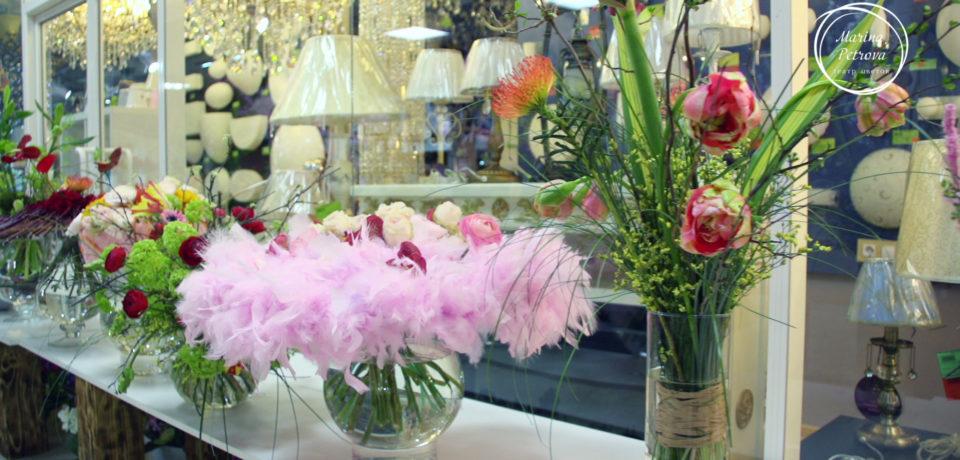 промо ролик мастер класс флористов
