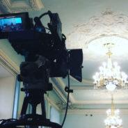 Многокамерная съёмка Международного Форума труда и видеосопровождение мероприятия