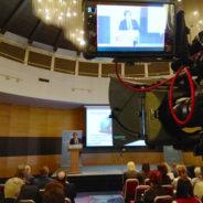 Видеосопровождение X международного форума «РОСМЕДОБР-2019. Инновационные обучающие технологии в медицине»